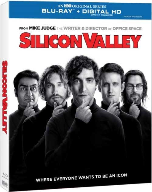Silicon Valley on Blu-ray