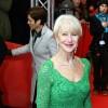Helen Mirren keeps Oscar on stairs
