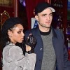 Robert Pattinson gives FKA Twigs a ring