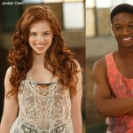 The Next Step's Jordan Clark and Lamar Johnson talk about Season Three