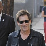 Kevin Bacon went shopping in a disguise