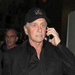 Michael Douglas' son abused over faith