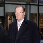 Roger Moore: I can't drink dry martinis
