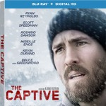 The Captive Blu-ray review