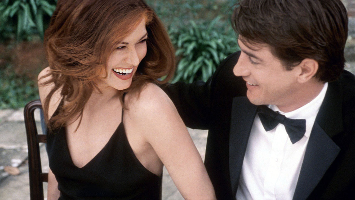 When all else fails, hire a male escort. It's been two years since Kat Ellis (Debra Messing) was dumped by her ex-fiancée Jeffrey (Jeremy Sheffield). Now that her younger half-sister (Amy Adams) is getting married, who is the groom's best man? None other than Jeffrey. Of course Kat has to let him see that she […]