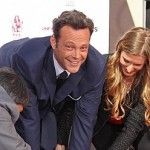Vince Vaughn immortalized in handprint ceremony