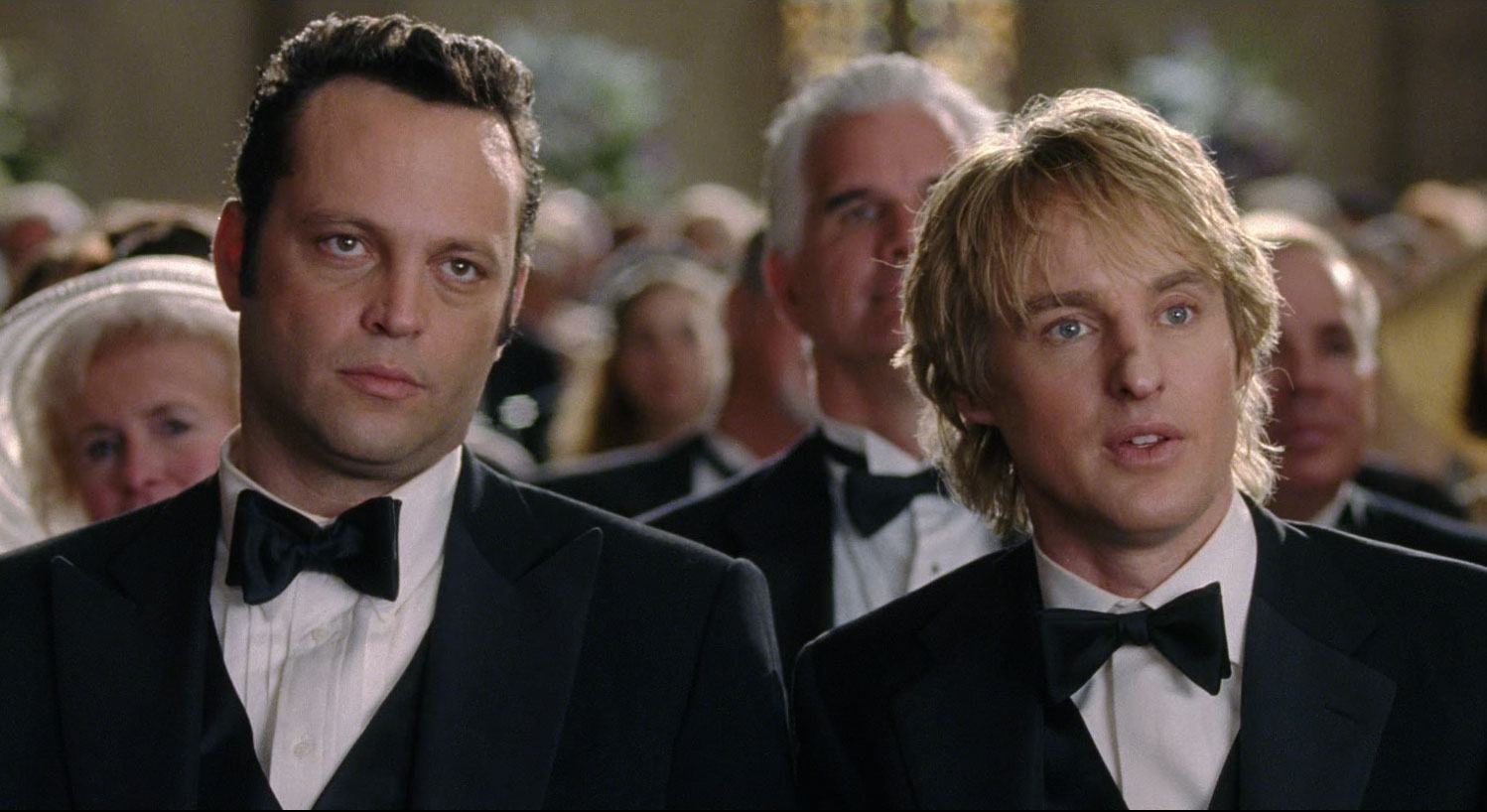 Jeremy (Vince Vaughn) and John (Owen Wilson) spend their free time crashing wedding receptions. What better way to drink for free and meet women? When the daughter of a highly recognized man is about to tie the knot, they just have to get into the reception. The tables turn on the notorious bachelors, however, when […]