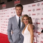 Superheros pack Hollywood premiere of Avengers: Age of Ultron