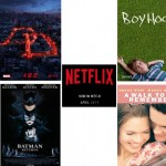 April 2015: What's streaming on Netflix