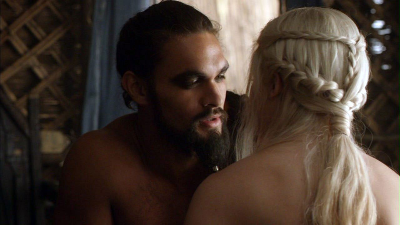 Chieftain of the Dothraki tribe and husband of Daenerys Targaryen in Season One, Khal was injured in a fight and healed by blood magic that left his body alive but mind lifeless. Daenerys ended his life by smothering him.