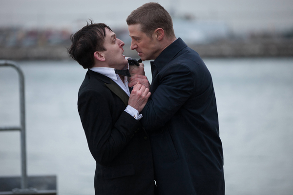 Ben McKenzie and Robin Lord Taylor