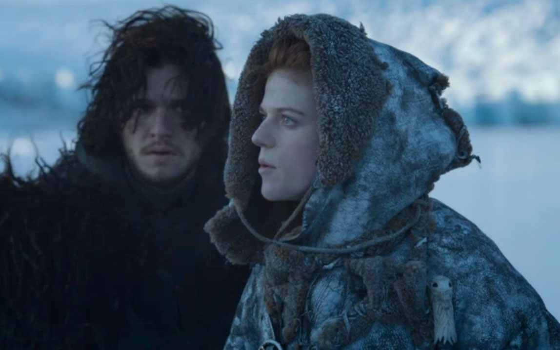 To everyone's dismay, Jon Snow's lover, Ygritte, was killed by an arrow in Season Four during a battle at the Wall. Although Ygritte was a wilding and on the other side of the battle, she was Jon's love and we all hoped they could live happily ever after together.