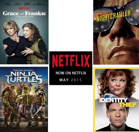 Netflix May 2015