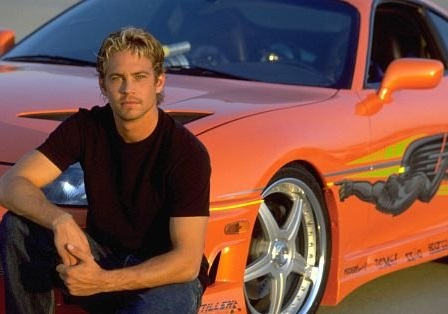 The Fast & Furious - Paul Walker