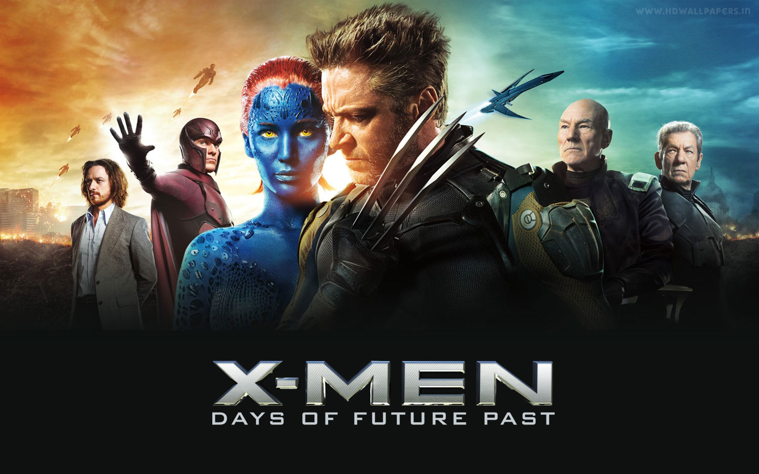 X-Men: Days of Future Past is arguably the best X-Men film to date. Released in 2014, this film's plot is interesting as Wolverine goes into the past in order to change history. Although X2: X-Men United was a great film, the features and special effects in Days of Future Past give it the edge.