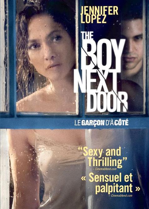 The Boy Next Door DVD