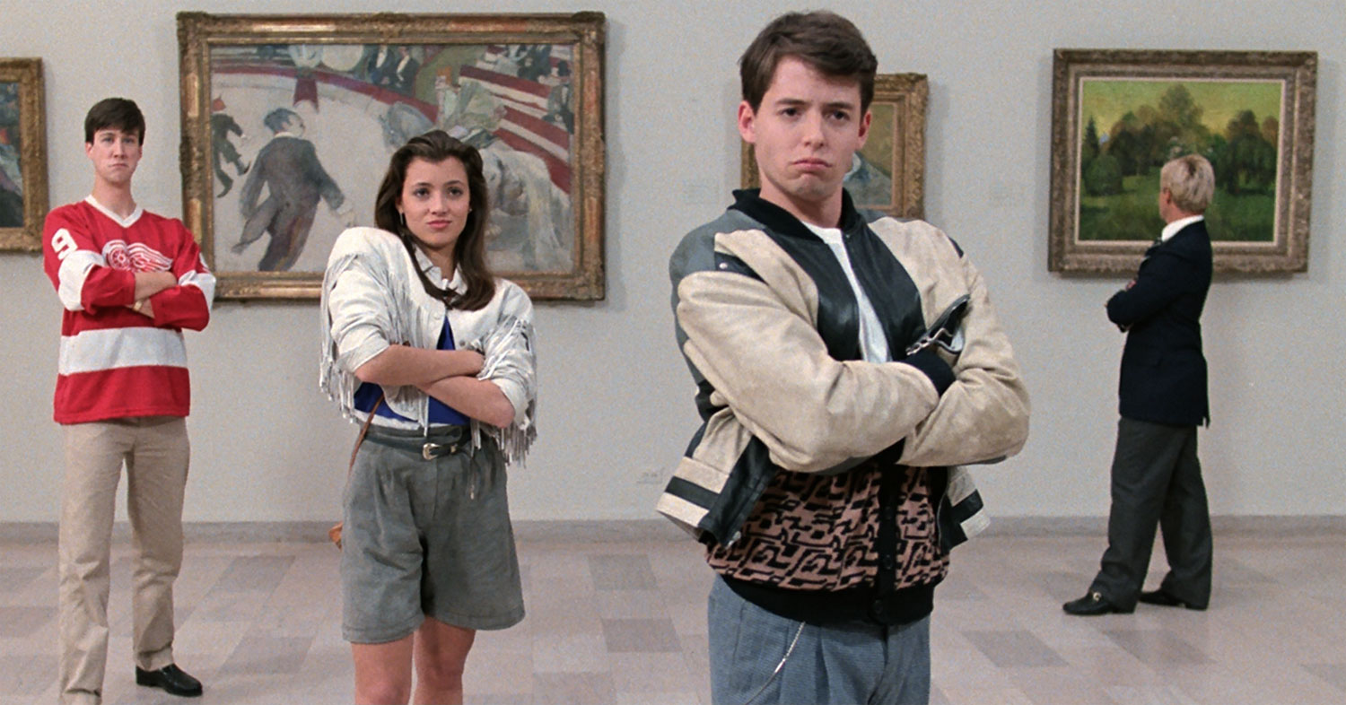 Who didn't want to be Ferris Bueller when they were a kid? Skip school, joyride a Ferrari, eat at a fancy restaurant, go to a sports game and make it home without getting caught. Matthew Broderick and John Hughes talked about a sequel, but the overall premise would have been the same – guy skips […]