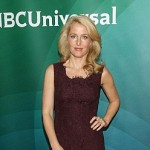 Gillian Anderson 'asked Chris Martin out on a date'