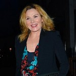 Kim Cattrall urges women to 'claim' menopause