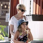 Michelle Williams keeps things 'real' for daughter