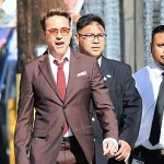 Robert Downey Jr.'s birthday karaoke