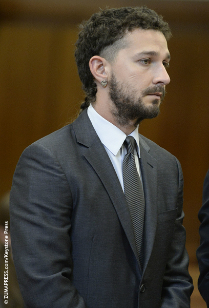You know it's a rough period when you're associated more with your off-screen antics rather than your on-screen talent. Shia LaBeouf was charged with assault with a deadly weapon after intentionally ramming his vehicle into his neighbor's car, then showing up at his house with a knife. He's also been charged with drunk driving, criminal trespassing, […]
