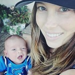 Justin Timberlake shares first picture of son