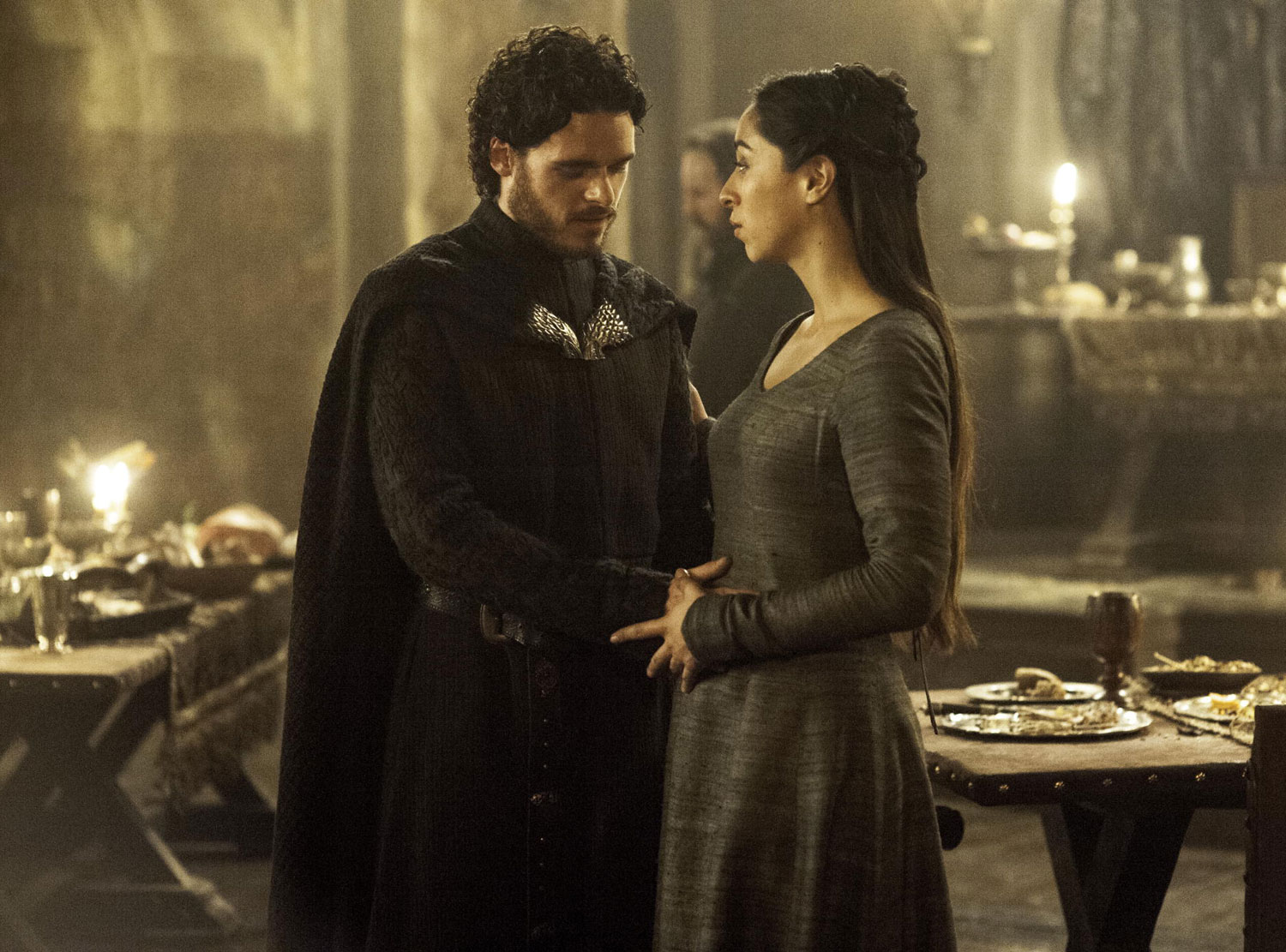 Wife of King Robb Stark, Talisa was murdered in front of her husband's eyes at The Red Wedding. Talisa met Robb Stark when she was acting as a nurse for his army. The two fell in love and she was pregnant when she was stabbed to death. We all wanted to see little Robb Stark […]