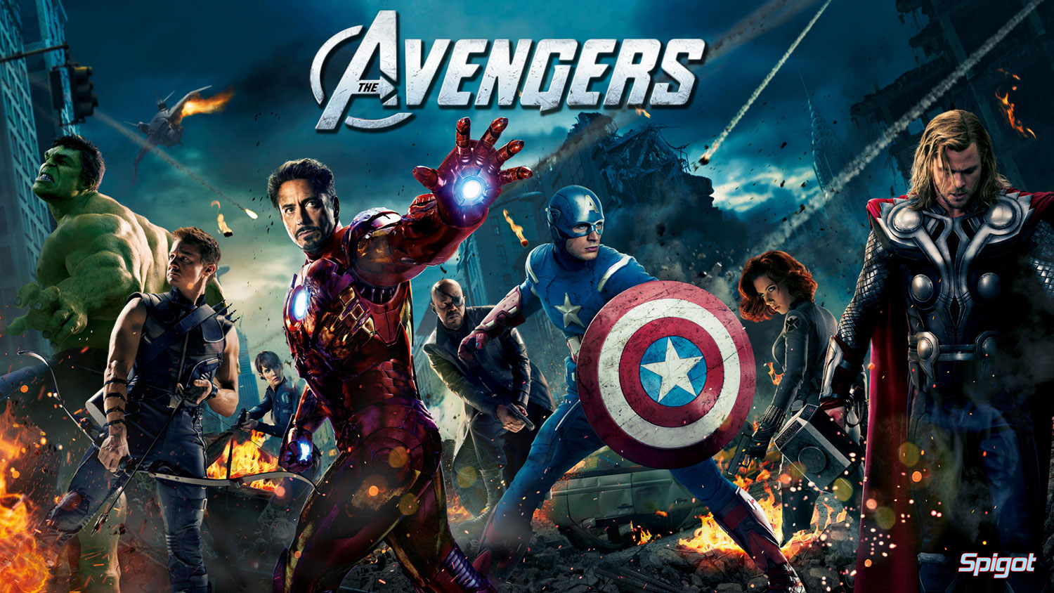 Joss Whedon directed this 2012 film and impressed superhero fans. The team of Avengers including the Hulk, Iron Man, Black Widow, Captain America, Thor and Hawkeye, are brought together in order to save the world. This film has all of our favorite characters in one place, making it a fan favorite. The acting is great, […]