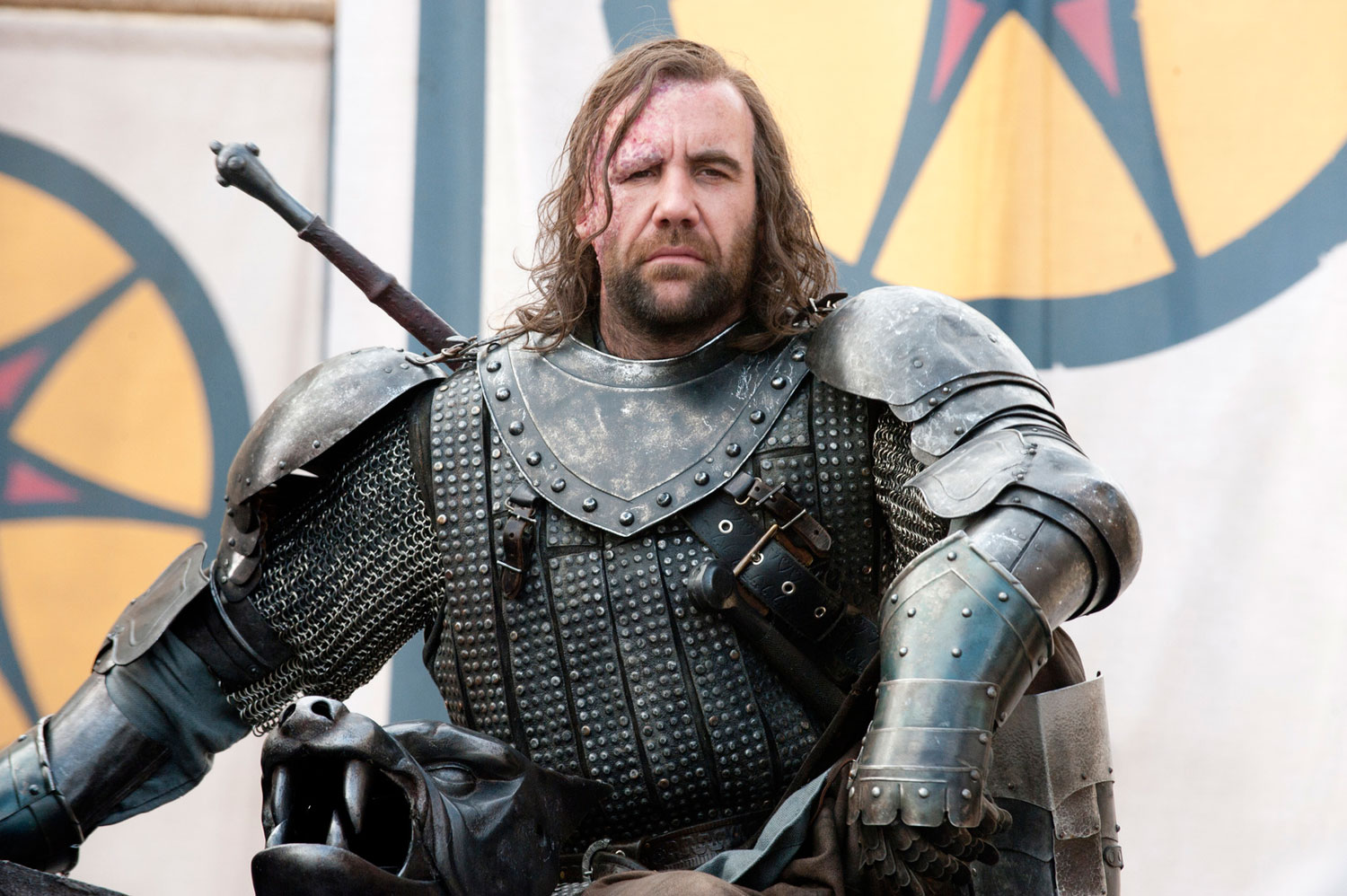 Sandor Clegane, also known as The Hound, became a likeable character during his time spent with Arya Stark but was injured in battle and left on the side of a mountain to die. He is presumed dead.