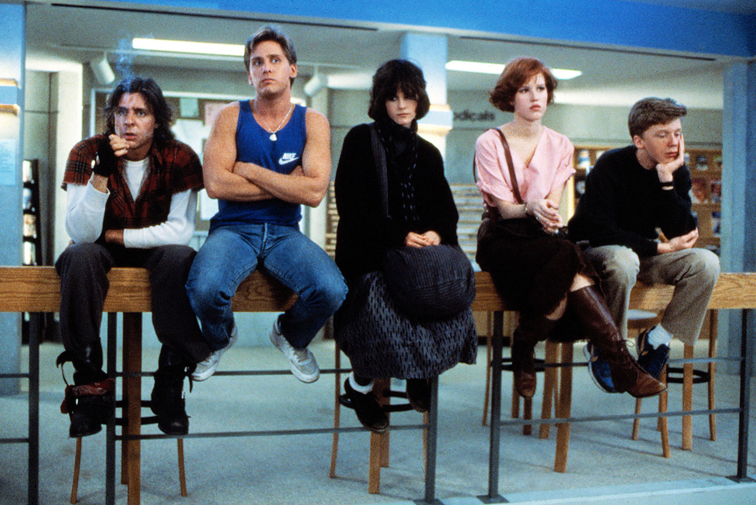 The Breakfast Club director John Hughes was interested in making The Breakfast Club 2, where the characters would meet literally 10 years later – to avoid a terrible sequel. Production began in 1994, but was stalled largely due to John and actor Judd Nelson's tumultuous relationship. Production was officially benched after John passed away suddenly […]