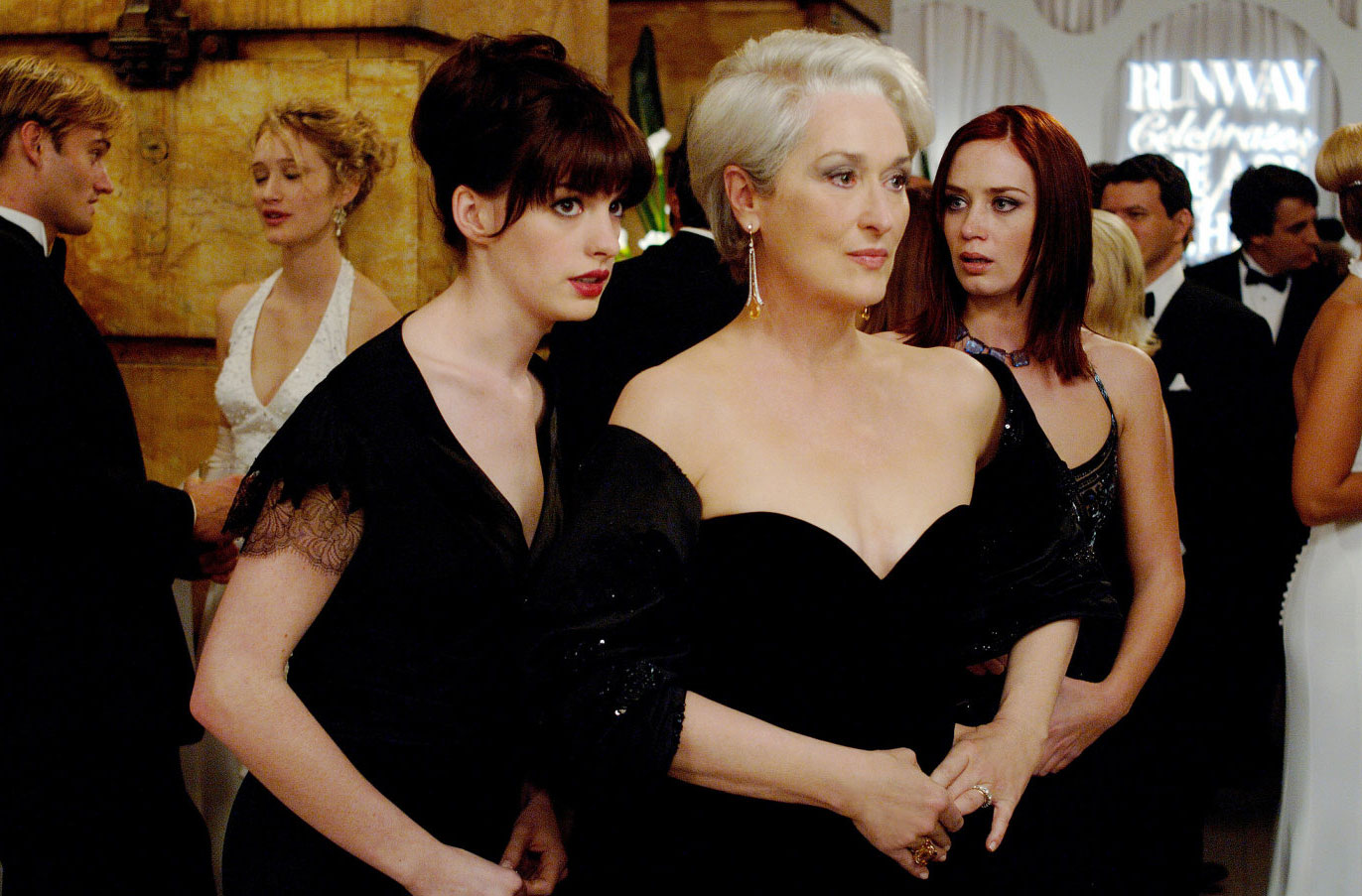 The Devil Wears Prada is based on the book of the same name by Lauren Weisberger. The movie grossed $300 million, yet no sequel has materialized. According to Lauren, it's because it's hard to get Anne Hathaway, Emily Blunt and Meryl Streep's schedules to coincide. However, there is a glimmer of hope – Lauren wrote […]