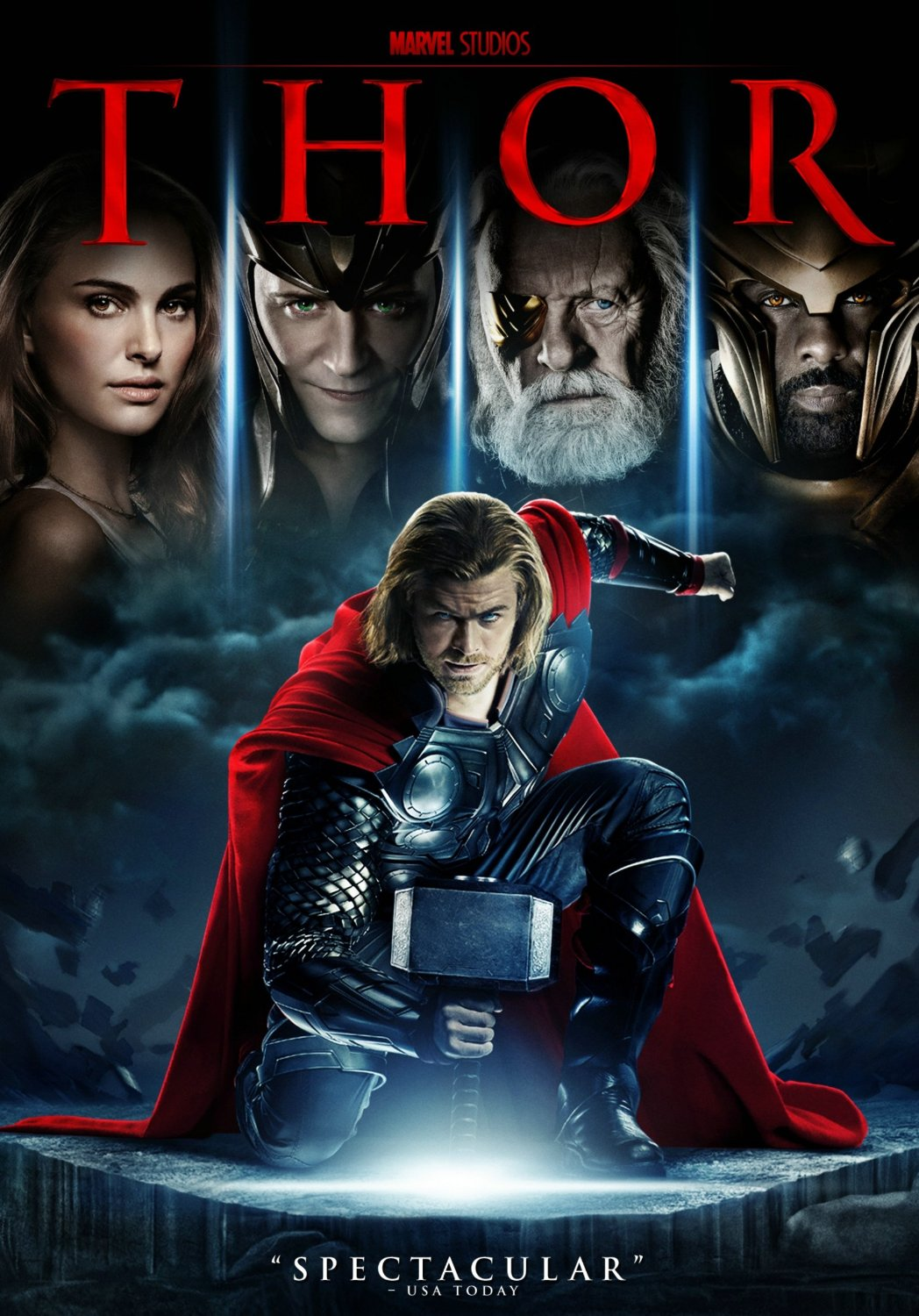 Thor starring Chris Hemsworth and Natalie Portman is the best Thor film to date. In the first film of the series, Thor is stripped of his powers after disobeying his father and sent down to Earth as a mortal. Trouble ensues on his home planet of Asgard, causing people on the planet to contact Thor […]