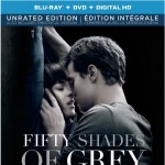New on DVD – Selma, Fifty Shades of Grey and more