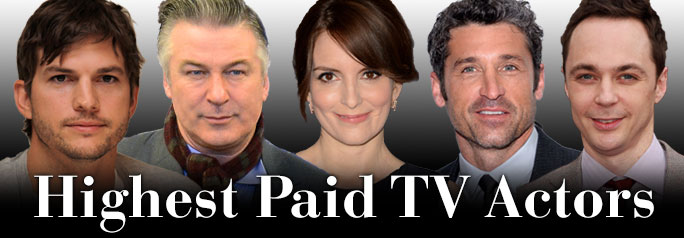 Hollywood actors and actresses are paid a staggering amount of money. Television actors make per episode what an average person would in a year. Most notably, Kelsey Grammar earned $1.6 million per episode for the final two seasons of Frasier. Here is a list of the highest paid actors in recent TV history. ~Erin Stewart