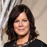 Marcia Gay Harden on playing Mama Grey in Fifty Shades of Grey