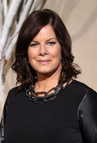 Marcia Gay Harden On Playing Mama Grey In Fifty Shades Of