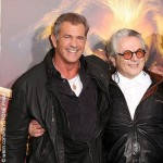 Mel Gibson makes appearance at Mad Max: Fury Road premiere