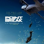 Point Break jump-starts this week's new trailers