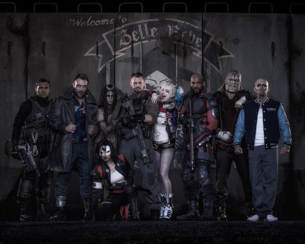 Suicide SquadHR