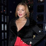 Lindsay Lohan not on track with community service