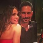 Sofia Vergara and Joe Manganiello celebrate engagement