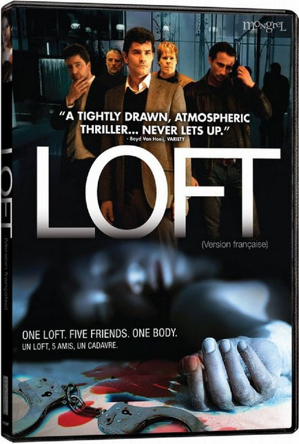 The Loft on DVD