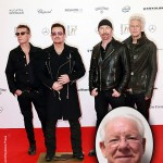 U2 tour manager Dennis Sheehan found dead