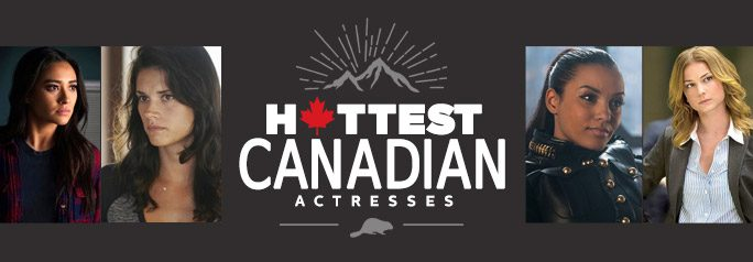 We don't know why some people think of Canada as being cold and boring. We've decided to prove them wrong by taking a look at some of Canada's hottest female celebrities — and we bet you didn't even realize they were all Canadian! ~Greg Chisholm and Alexa Caruso