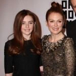 Julianne Moore and Liv Freundlich