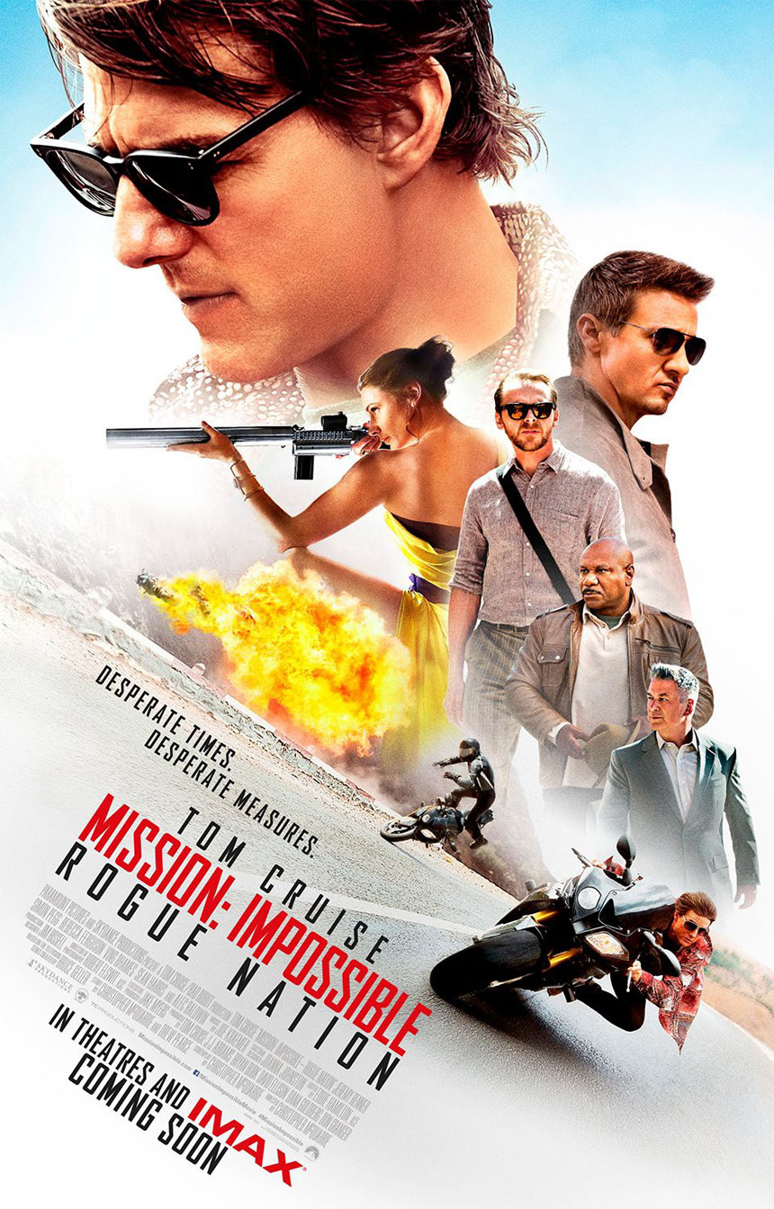 Mission: Impossible RogueNation