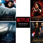July 2015 – What's streaming on Netflix
