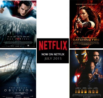 Netflix - July