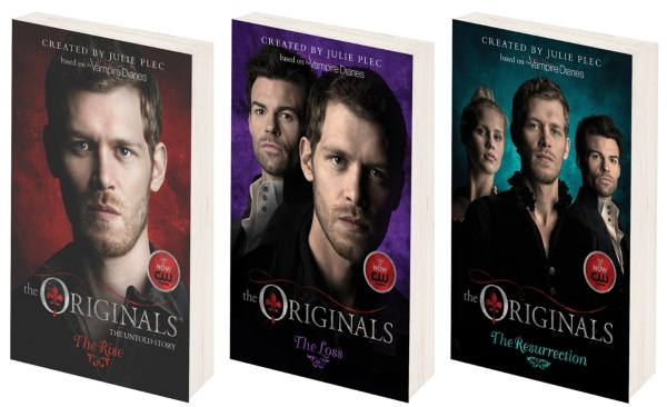 The Originals trilogy_3D covers